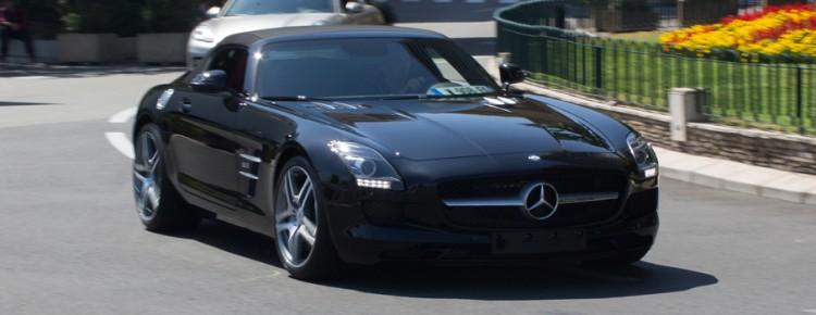Mercedes-Benz Monaco