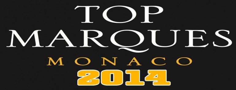 TOP MARQUES 2014 LOGO