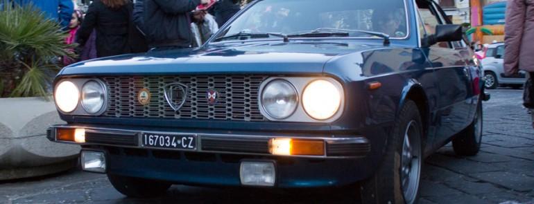 Lancia Beta Coupe 1600