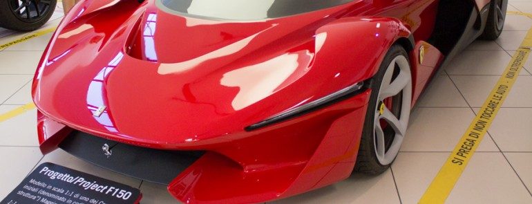 Ferrari LaFerrari Evolution