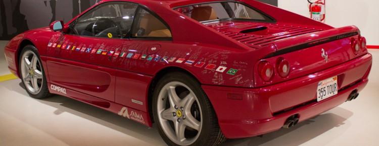 Ferrari F355 World Tour 1997
