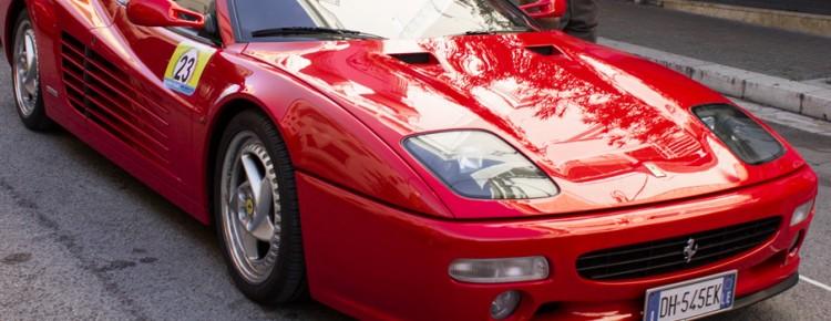 Ferrari F512 TR