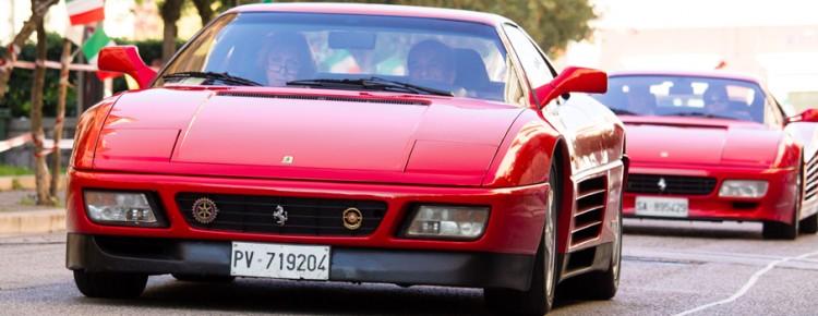 Ferrari gathering matera