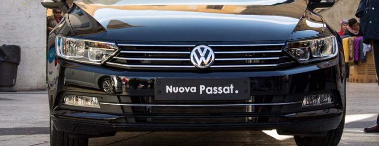 Volkswagen Passat Varian 2015