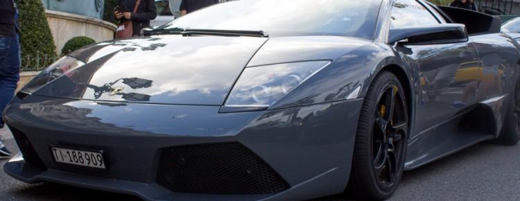 Lamborghini Murcielago LP640-4