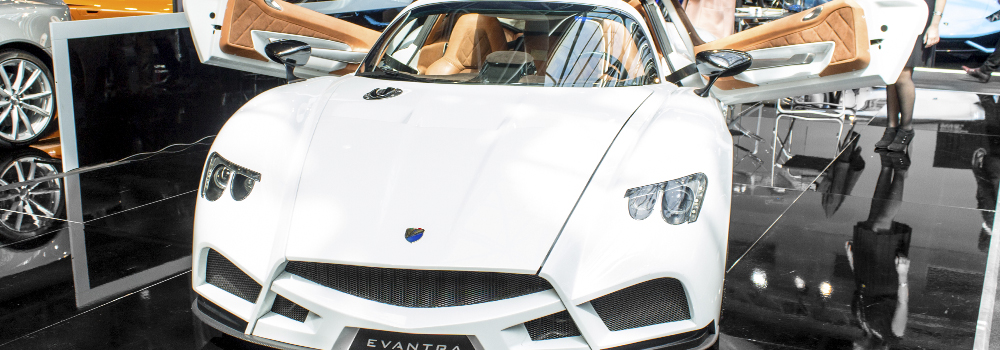 MAZZANTI EVANTRA – TOP MARQUES MONACO 2016 HQ