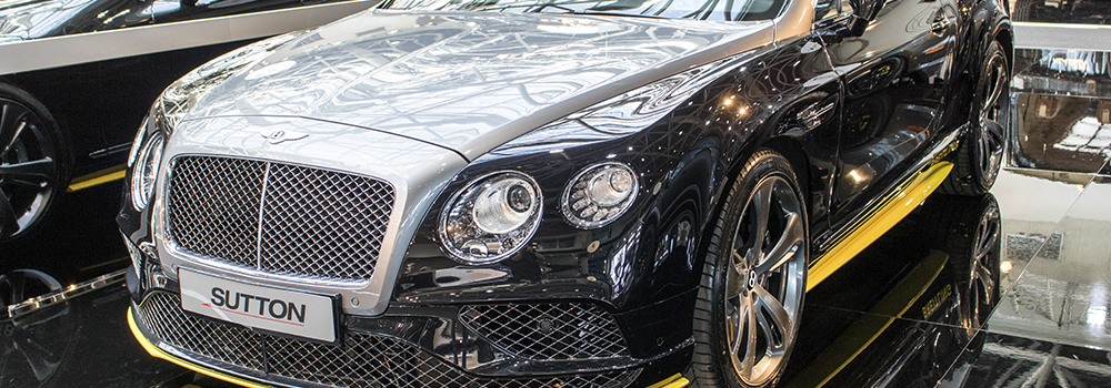 BENTLEY CONTINENTAL GT SPEED BREITLING JET TEAM SERIES   1 of 7 – TOP MARQUES MONACO 2017 HQ